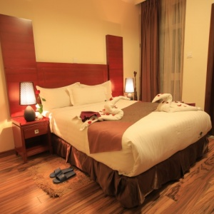 Miracle hotel single bed room